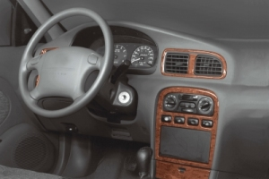 Kia Clarus Mk1 Dash Trim Kit 3M 3D 14-Parts