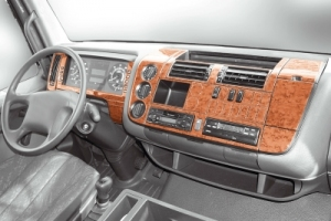 Mercedes HGV Atego  Dash Trim Kit 3M 3D 51-Parts