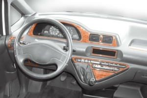 Peugeot Expert Mk1 Dash Trim Kit 3M 3D 9-Parts