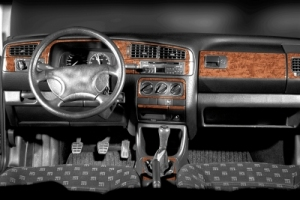 VW Golf Mk3 Dash Trim Kit 3M 3D 20-Parts