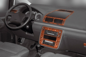 VW Sharan Mk1 Dash Trim Kit 3M 3D 24-Parts