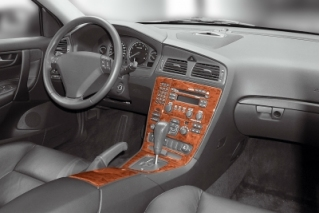 Volvo S60  Dash Trim Kit 3M 3D 10-Parts