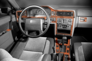 Volvo 850  Dash Trim Kit 3M 3D 19-Parts