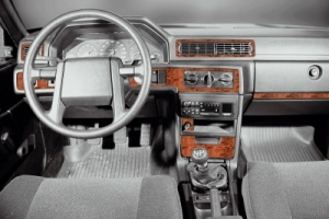 Volvo 940  Dash Trim Kit 3M 3D 12-Parts