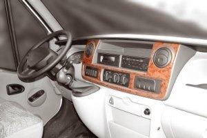 Opel Movano Mk2 Dash Trim Kit 3M 3D 28-Parts
