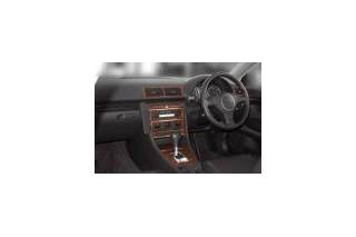 RHD Audi A4 8E Dash Trim Kit 3M 3D 11-Parts