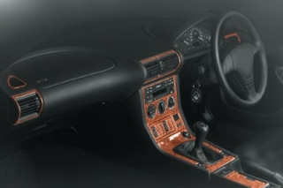RHD BMW Z3  Dash Trim Kit 3M 3D 20-Parts