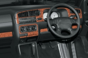 RHD VW Vento  Dash Trim Kit 3M 3D 23-Parts