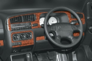 RHD VW Golf Mk3 Dash Trim Kit 3M 3D 20-Parts