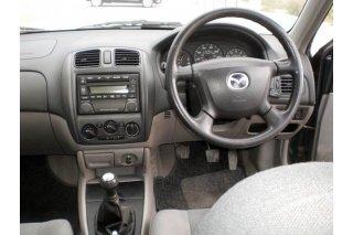 RHD Mazda 323 BJ Dash Trim Kit 3M 3D 8-Parts