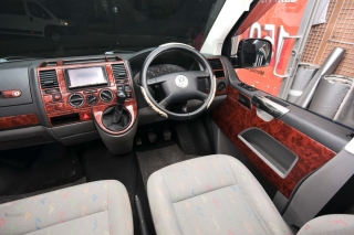 RHD VW T5  Dash Trim Kit 3M 3D 22-Parts