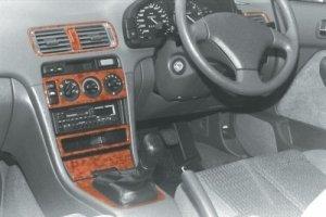 RHD Honda Accord Mk5 Dash Trim Kit 3M 3D 11-Parts