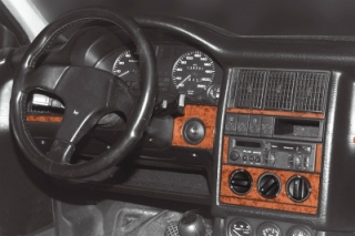 Audi 80 B4 Dash Trim Kit 3M 3D 11-Parts