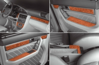 Audi A6 C4 Dash Trim Kit 3M 3D 22-Parts