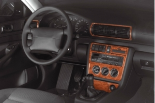 Audi A4 B5 Dash Trim Kit 3M 3D 7-Parts
