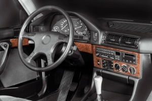 BMW 5 Series E34 Dash Trim Kit 3M 3D 22-Parts