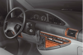 Citroen Evasion  Dash Trim Kit 3M 3D 18-Parts