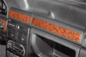 Fiat Uno  Dash Trim Kit 3M 3D 8-Parts