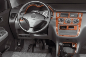 Honda HR-V  Dash Trim Kit 3M 3D 13-Parts