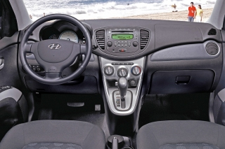 Hyundai i10  Dash Trim Kit 3M 3D 16-Parts