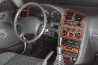 Mitsubishi Galant Mk7 Dash Trim Kit 3M 3D 11-Parts