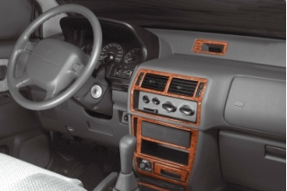 Mitsubishi Space Runner Mk2 Dash Trim Kit 3M 3D 17-Parts