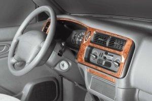Mitsubishi L200 Mk4 Dash Trim Kit 3M 3D 16-Parts