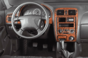 Mazda 626  Dash Trim Kit 3M 3D 11-Parts