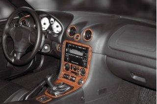 Mazda MX-5 Mk2,5 NB Cockpit Dekor Armaturen Interieur 3M 3D 14-Teile