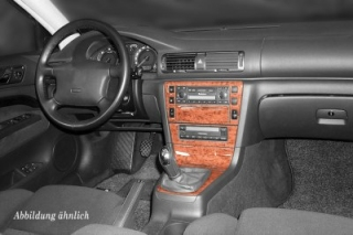 Skoda Superb Mk1 Dash Trim Kit 3M 3D 6-Parts
