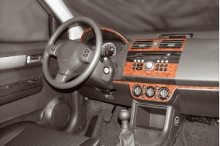 Suzuki Swift Mk3 Dash Trim Kit 3M 3D 10-Parts