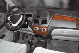 Suzuki Liana  Dash Trim Kit 3M 3D 6-Parts
