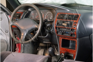 Toyota Corolla E10 07.92 to 08.97 LHD  Dash Trim Kit
