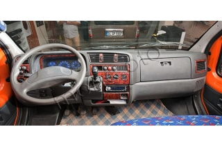 Fiat Ducato Mk2 Dash Trim Kit 3M 3D 32-Parts