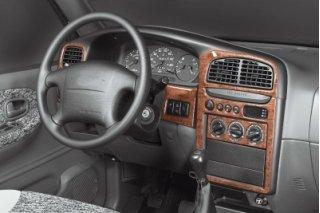 Kia Sportage Mk1 Dash Trim Kit 3M 3D 10-Parts