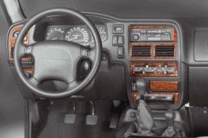Opel Frontera 03.95 - 09.98 Dash Trim Kit 3M 3D 13-Parts