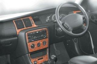 RHD Vauxhall Vectra B 08.95 - 08.02 Dash Trim Kit 3M 3D 20-Parts