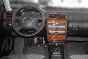 Audi A3 8P Dash Trim Kit 3M 3D 7-Parts