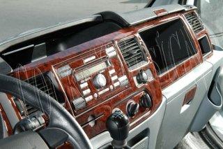Ford Transit Mk7 Dash Trim Kit 3M 3D 19-Parts
