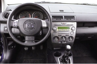 Mazda 2  Dash Trim Kit 3M 3D 4-Parts